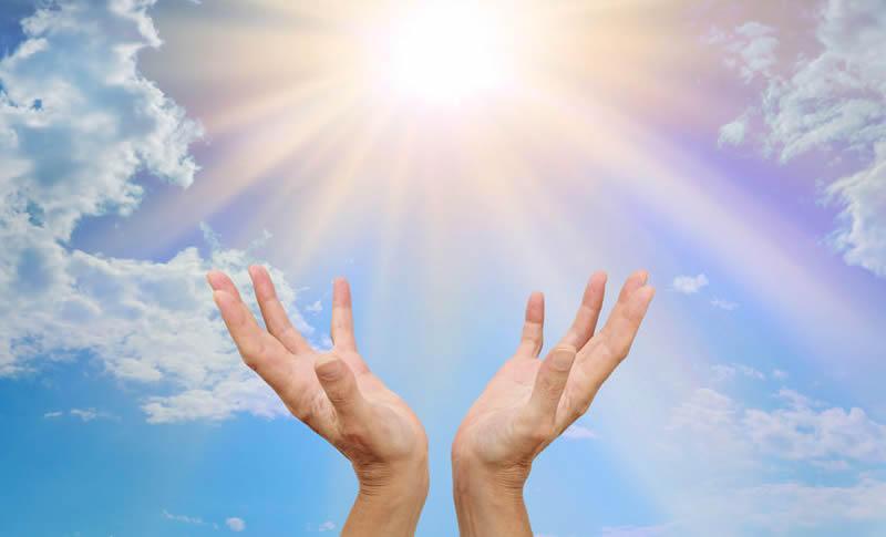 Que traduit l'image du soleil ?